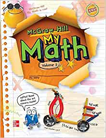 My Math Vol 2 Grade 3 Elementary Math Connects border=