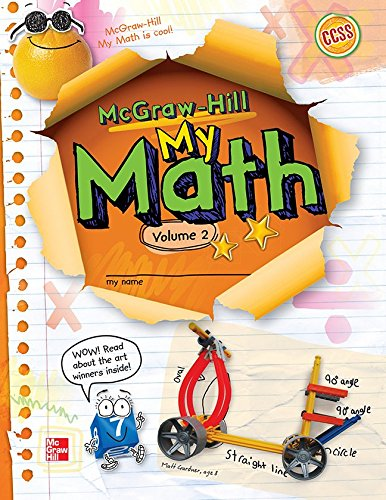 My Math, Vol. 2, Grade 3 (ELEMENTARY MATH CONNECTS)