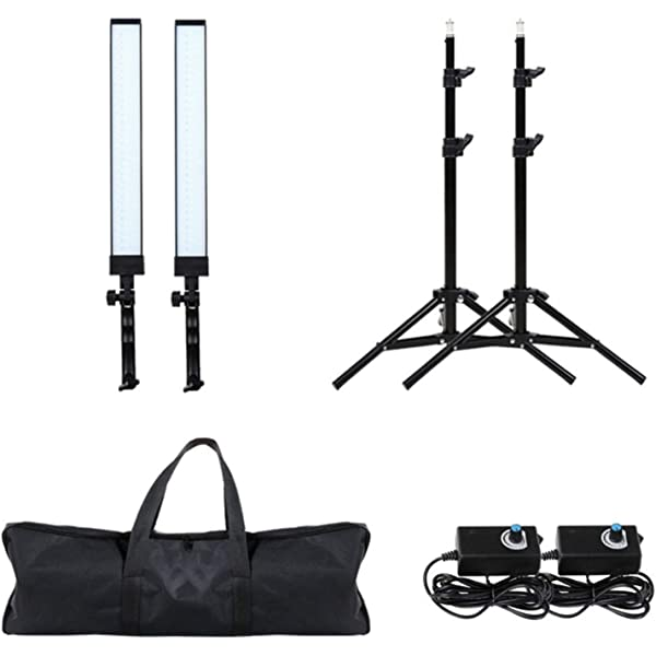 Brightness Stepless Adjustment for YouTube Video Shooting Selfie Live Streaming WenFei shop LED Ring Light,19 with Tripod Stand and Display Selfie Light Makeup