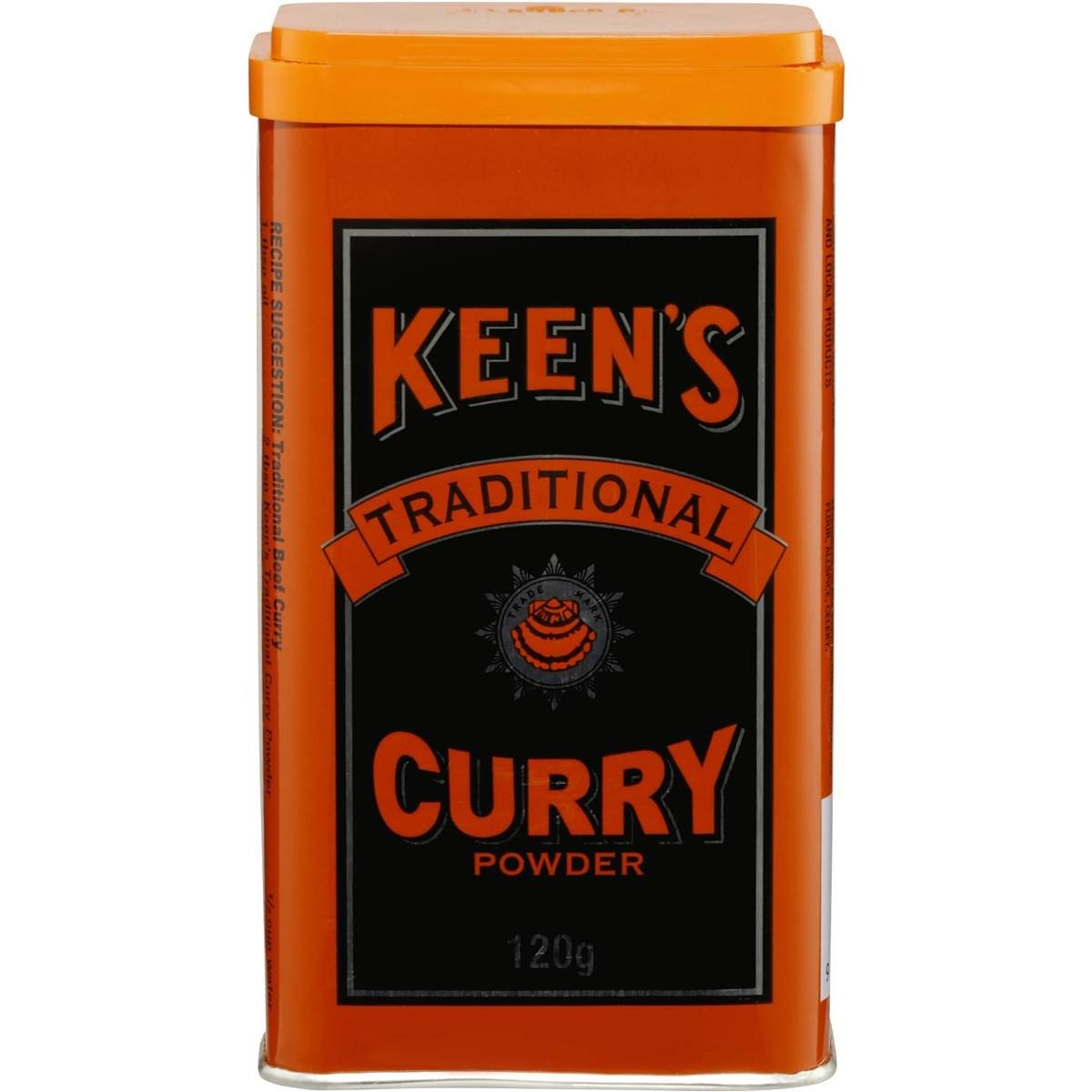 Keen's Traditional Curry Powder 120g
