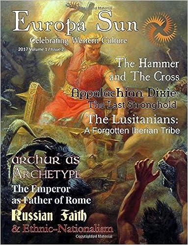 Amazon Com Europa Sun Issue 2 December 2017 9781981659791