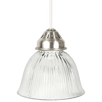 Usædvanlig IB Laursen Lampe Glasschirm breite Rillen: Amazon.de: Küche & Haushalt WE41