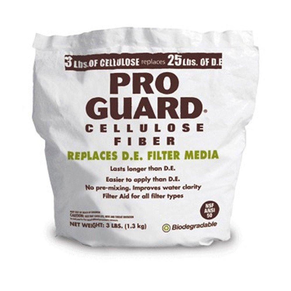 Pro Guard Cellulose Fiber 3 LB 2 Pack Bio Lab
