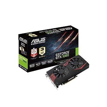 Wafalano Tarjeta gráfica ASUS GeForce GTX 1060 6GB con Doble ...