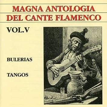 Magna Antologia Del Cante Flamenco - Vol 5: Magna Antologia Del Cante Flamenco - Amazon.com Music