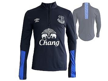 Umbro FC Everton Entrenamiento de Fútbol Camiseta Premier League toffees Fútbol Jersey Camiseta, Unisex,