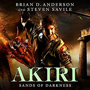 Sands of Darkness Audiobook