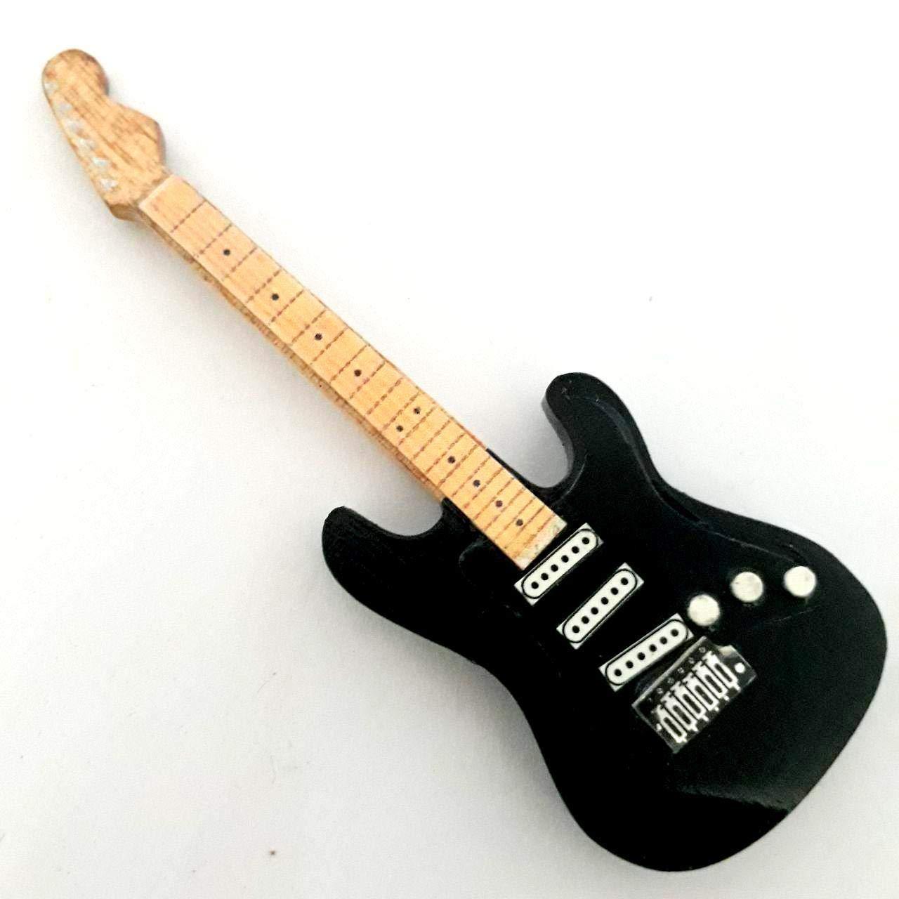 Guitarra en forma de imán Exclusive: Amazon.es: Instrumentos musicales