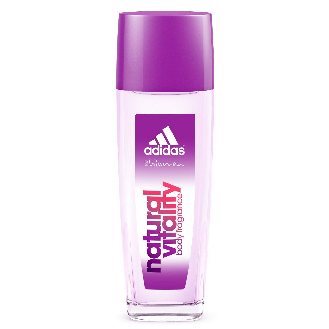Adidas Fragrance Body Fragrance, Natural Vitality, 2.5 Fluid Ounce