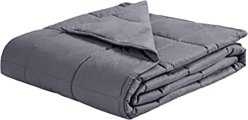 Puredown Weighted Blanket Breathable Cotton Cover