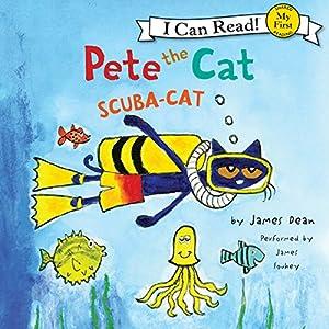 Pete the Cat - Scuba-Cat Audiobook