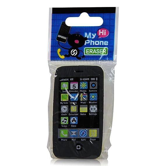 Radiergummi Handy 1 St/ück My Phone Radierer 6cm