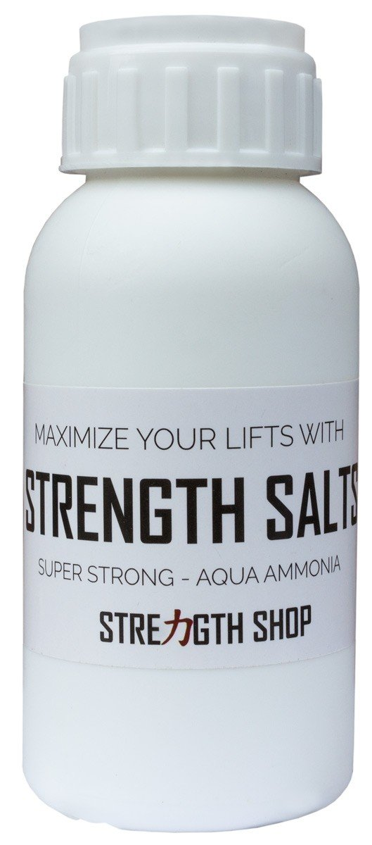 Sales Jumbo Strength 100 ml (sales de gelatina): Amazon.es: Deportes y aire libre