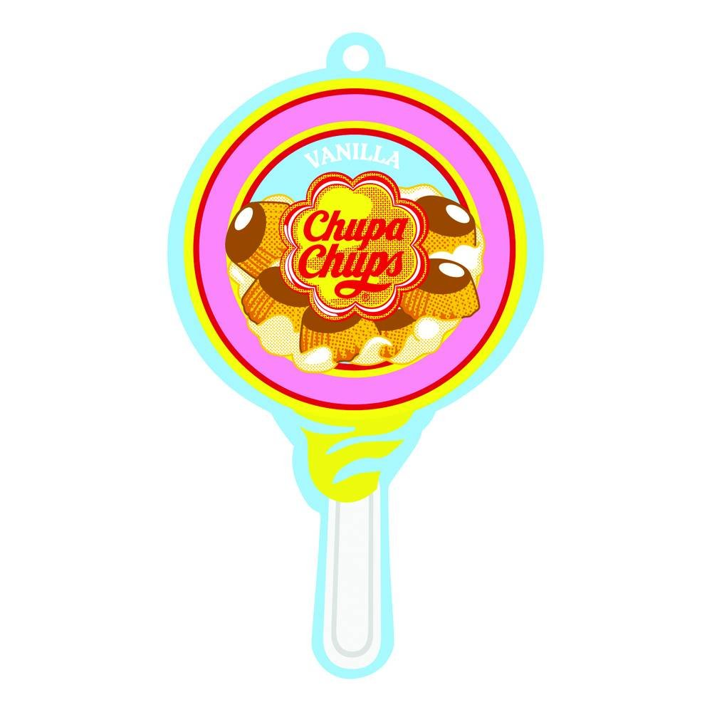 Chupa Chups CHP705 Deodorante per Auto, Vaniglia
