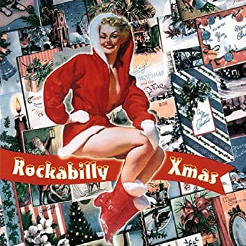 Various Artists Rockabilly Xmas Amazon Com Music