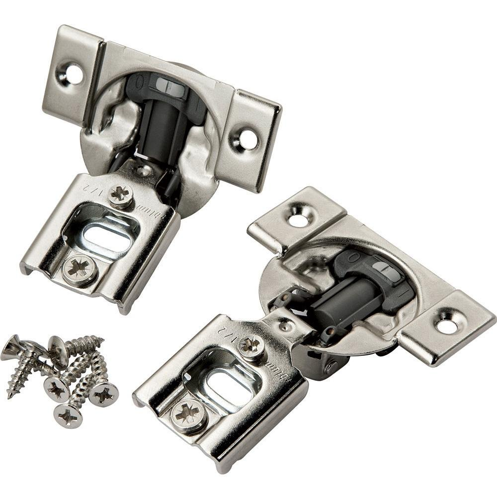 3 4 Blum® Compact Soft Close BLUMotion Overlay Hinge