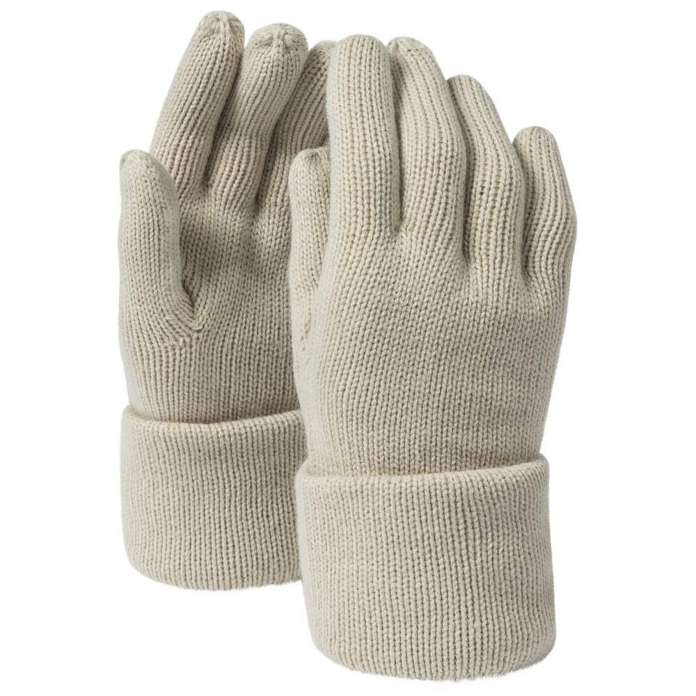 Myrtle Beach Adults Unisex Fine Knitted Gloves