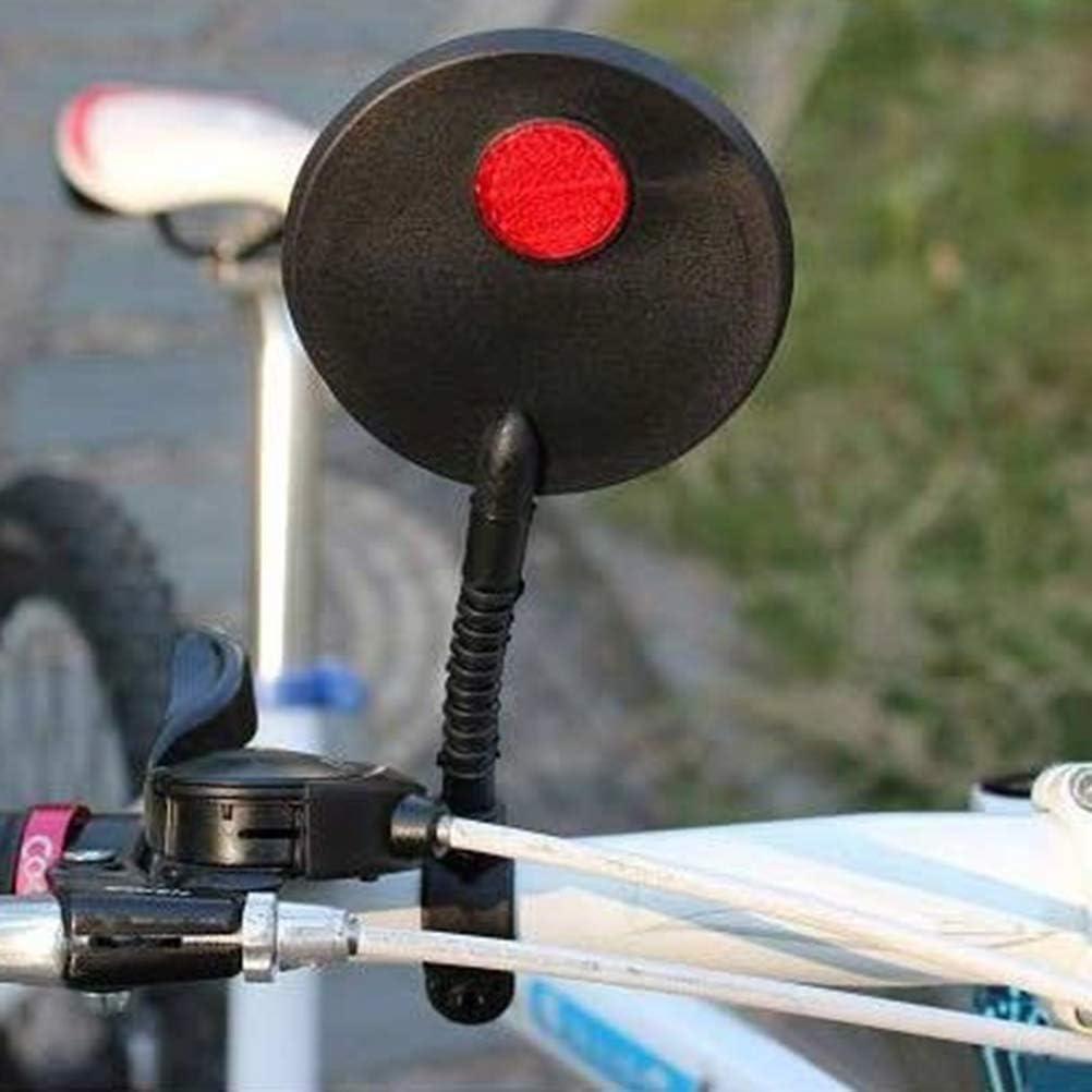 Tenflyer Espejo retrovisor para Manillar de Bicicleta