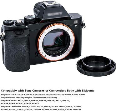 Jjc Gehäusedeckel Für Sony E Mount Kameras 1 Stück Kamera