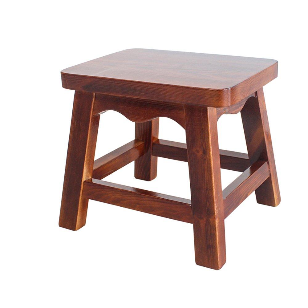 Solid wood small stool / living room interior stool small stool / stool / wood stool