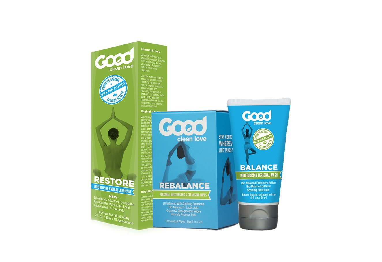Good Clean Love Bio-Match Kit