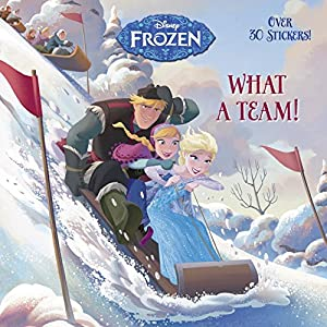 The Ice Games Disney Frozen