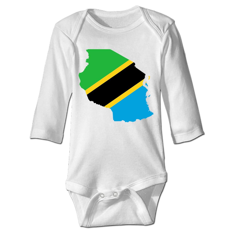 SALW Venezuela Map Unisex Baby Bodysuit