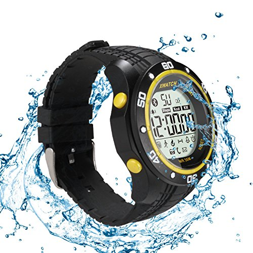 Costume Party Run Facebook (Lantop Sports Watch Professional Swimming Waterproof Multifunctional Activity Tracker Elegant Gift Digital Bluetooth Smartwatch Remote Camera/Steps Counter/Calories/Stopwatch/Alarm/Telemeter)