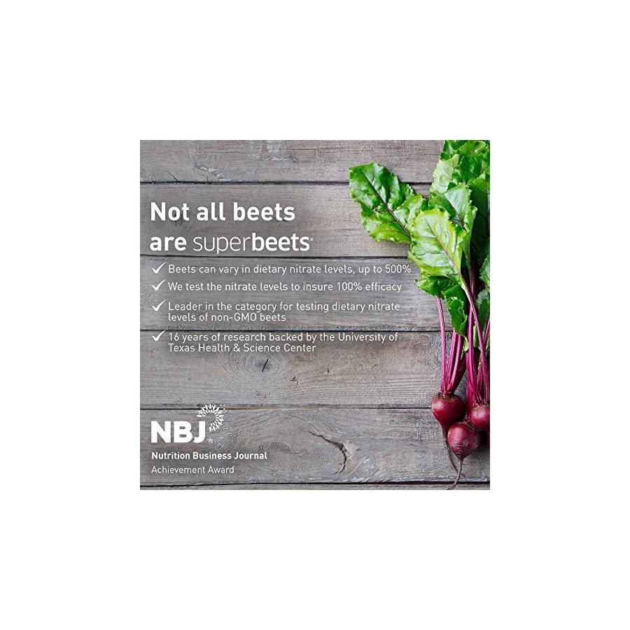 SuperBeets Energy Plus New Limited Edition Natural Energy Superfood Premium Nitric Oxide Booster Non GMO Nitrate Rich Beet Root Powder with Green Tea Extract 5.7 Ounce 30 Servings