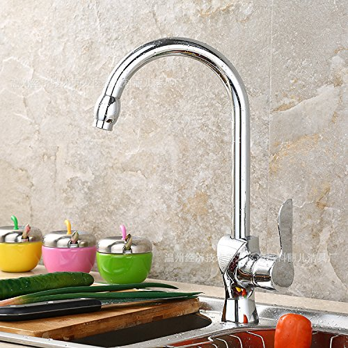 Kitchen Faucets Competent Kitchen/bathroom Water Faucet For Lamp Shower Hot And Cold Sink Tap Vertical Faucet Aluminum Kitchen Mixer Space Brushed
