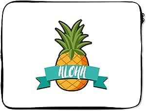 Loud Universe Aloha Pineapple Laptop Sleeve - 13 inch