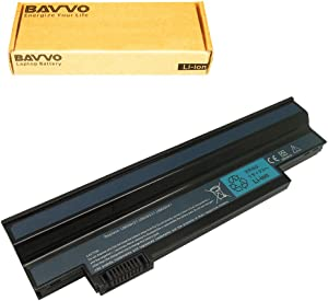 Bavvo 9-Cell Battery Compatible with Acer Aspire One 253h NAV50