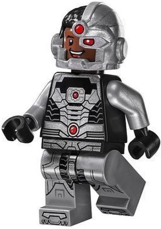 LEGO Super Heroes DC Universe Justice League Minifigure - Cyborg