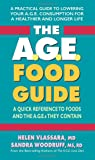 The AGE Food Guide: A Quick Reference to Foods and the AGEs They Contain