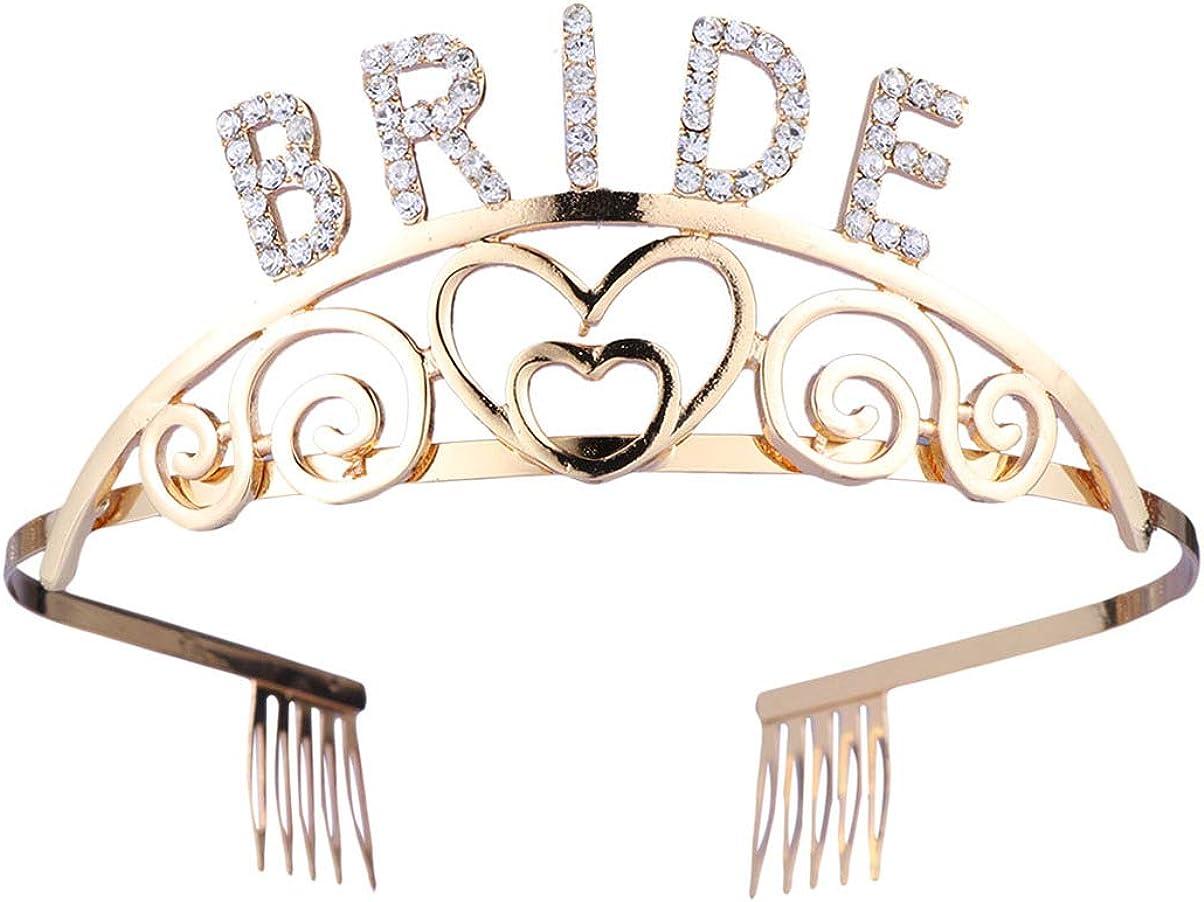 1PC Bridal Tiara Headband Princess Crown Hair Accessories Women Hair Jewelry New