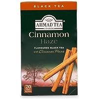 Ahmad Tea Cinnamon Haze Black Tea, 20 Teabags