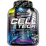 Cheap MuscleTech CellTech Creatine Powder, Micronized Creatine, Creatine HCl, Grape, 6 Pounds