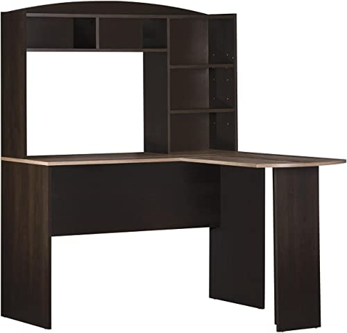 Ameriwood Home Dakota Space Saving L Desk