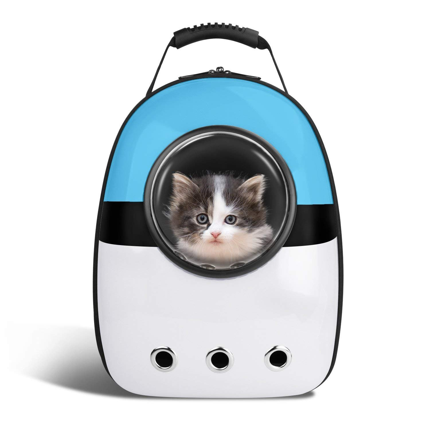 Anzone Cat Portable Carrier Space Capsule Backpack
