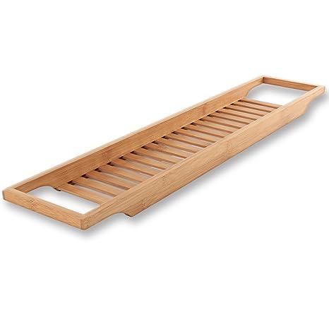 X Misure74 Disponibile Cm Per 3 Torrex® Bagno Mensola Bambù