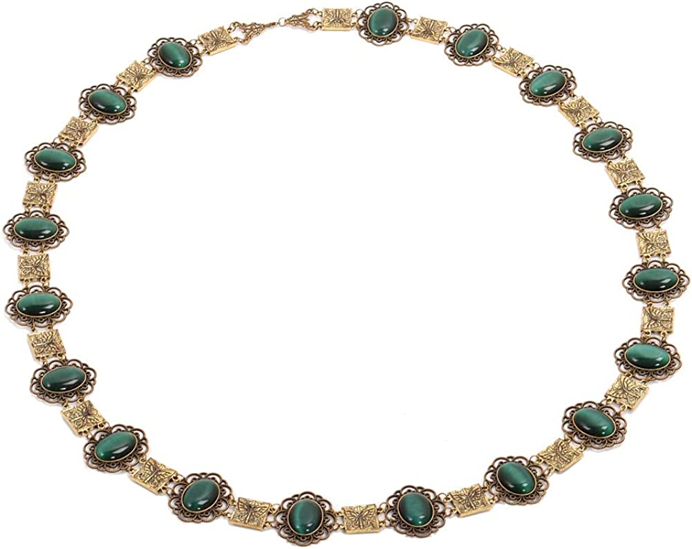 GRACEART Tudor Chain of Office Livery Collar Necklace (6 Styles)