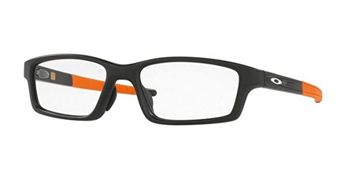 4c5c3a68ff Image Unavailable. Image not available for. Color  Oakley Crosslink Pitch  Eyeglasses ...