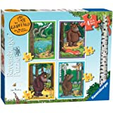 The Gruffalo - 4 In A Box Puzzles 071579