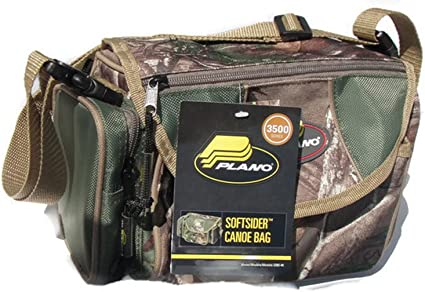 """Plano Softsider Camo Canoe Bag 11 X 7 6 Sports /"""" Outdoors"""