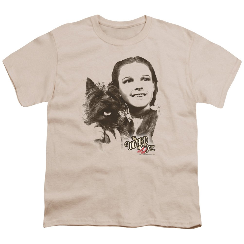 Amazon.com: A&E Designs Kids The Wizard Of Oz T-shirt Dorothy And ...
