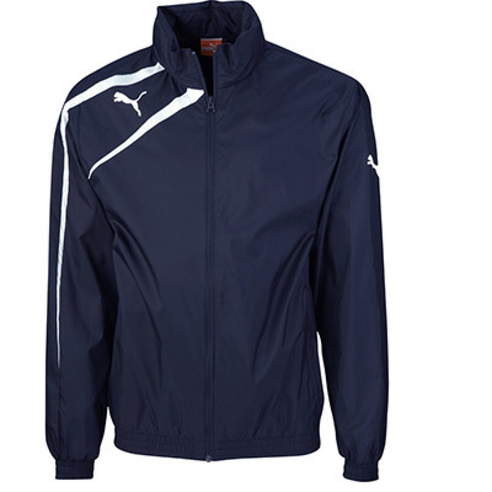 Puma Spirit Rain (navy) Jacket B00XOJNC3QXL Adults