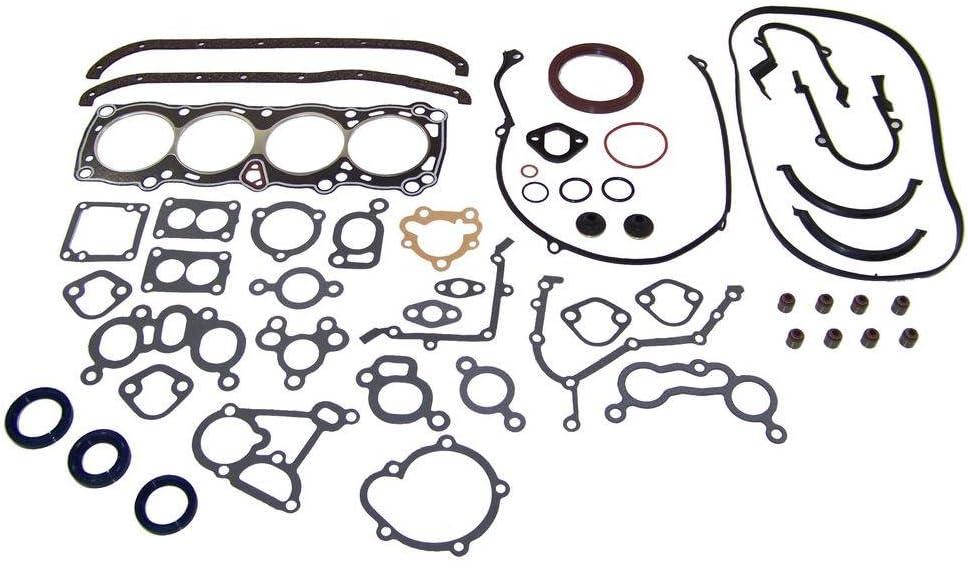 Master Engine Rebuild Kit Fits 83-86 Nissan Pulsar Pulsar NX 1.6L L4 SOHC 8v