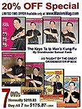 Mastering Wing Chun 7 DVD Set Special - The Keys To Ip Man's Kung Fu