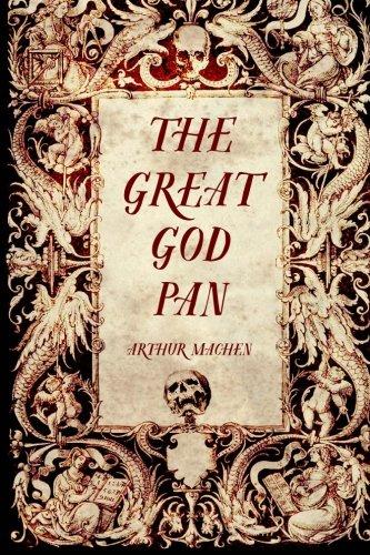Download The Great God Pan pdf epub
