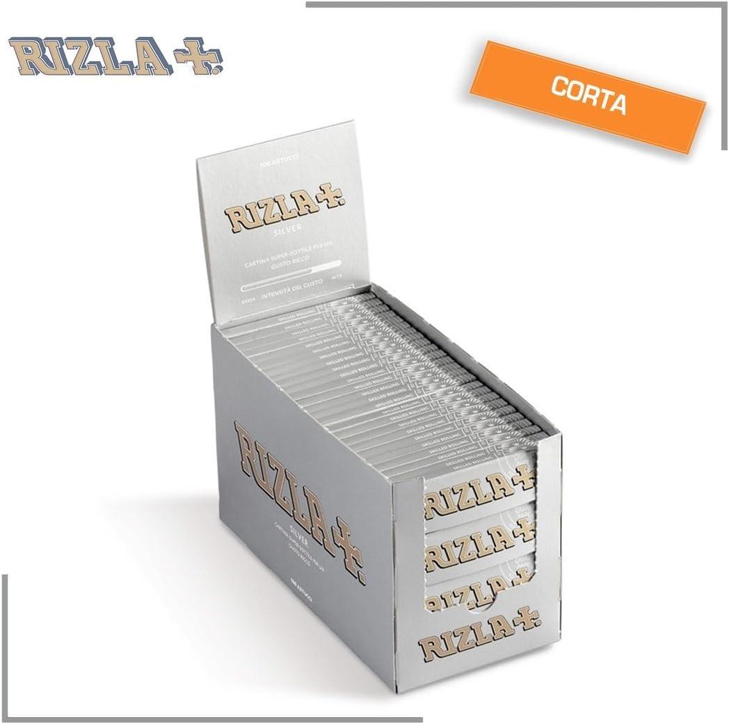 5 Rizla Standard Silver